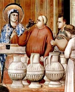 Cana - Giotto