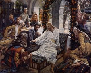 Tissot Mary Magdalene