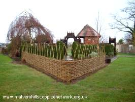 coppice fence