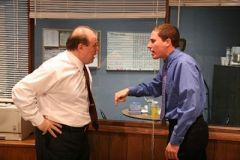 Arguing over a sales commission (Chicago Theater Blog)